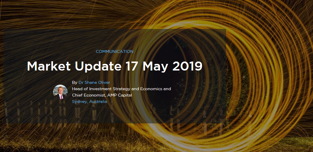 Market Update 17 May 2019