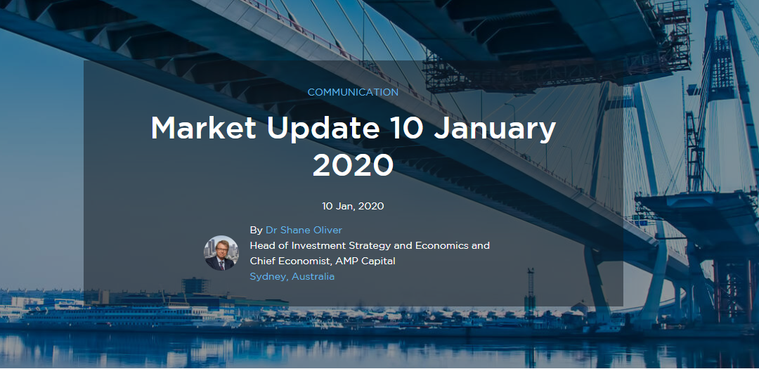 Market Update 10 January 2020