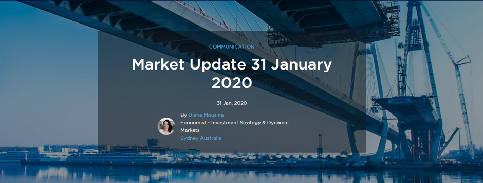 Market Update 31 January 2020