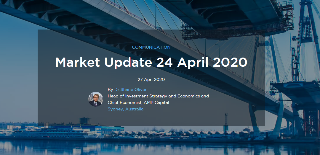 Market Update 24 April 2020